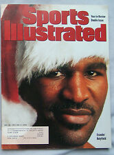 EVANDER HOLYFIELD 1997 SPORTS ILLUSTRATED DOUBLE ISSUE