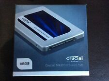 Crucial MX300 1 TB SATA 2.5 Inch Internal Solid State Drive With 9.5 Mm Adapter