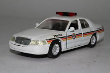ROAD CHAMPS POLICE, FORD CROWN VICTORIA, 1:43