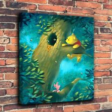 HD Giclee Print Oil Painting on Canvas Home Decor - Disney Winnie the Pooh #1445