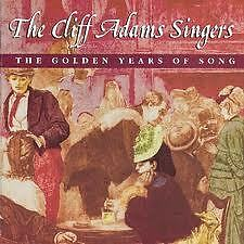 5050457003524 The Golden Years Of Song by The Cliff Adams Singers  FREEPOST CD