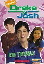 Drake And Josh (Teenick) Kid Trouble McElroy, Ms. Laurie Paperback