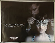 Cinema Poster: FIFTY SHADES DARKER 2017 (Advance Quad) Dakota Johnson