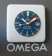 Orig OMEGA Seamaster 1000m for 1970s Ref.166.093 Wristwatch DIAL & HANDS Perfect