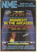 NME NEWSPAPER COVER FOR 6/8/1983 NINTENDO GAMES RADAR SCOPE