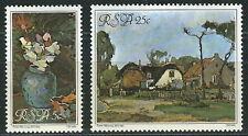 Südafrika - Pieter Wenning Satz postfrisch 1980 Mi. 569-570