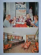 Gelateria PANCIERA Grado Udine Gorizia vecchia cartolina