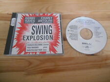 CD Jazz Gerry Hayes / Charly Antolini - Swing Explosion (12 Song) BELL REC