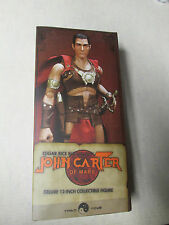 Edgar Rice Burroughs John Carter Of Mars Figure  1:6 MIB Triad