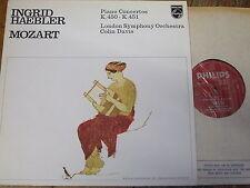 SAL 3545 Mozart Piano Concertos K.450 & K.451 / Haebler