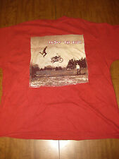 BOB HARVEY BAND beat-up lrg T shirt Enjoy the Ride half tee Kansas City