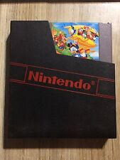 JEUX VIDEO DUCK TALES Nintendo Nes Pal-B  CAPCOM