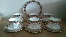 19 Piece Royal Albert Edwardian Teaset