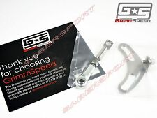 GRIMMSPEED STAINLESS STEEL ADJUSTABLE WASTEGATE IWG BRACKET TURBO WRX STI EVO
