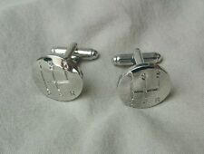 GEAR LEVER STICK SHIFTER CUFFLINKS MOTORING DRIVING CAR METAL SPEED CUFF LINKS