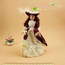 1:12 dollhouse furniture  miniature doll crafts doll lady Puppenhaus