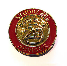 Official PIN Girl Scouts Studio 2B ADVISOR, Collector, GIFT to Leader, Mentor