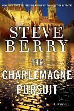 The Charlemagne Pursuit: A Novel-ExLibrary