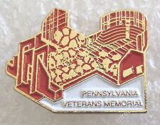 Pennsylvania Veterans' Memorial - Souvenir Collector Pin