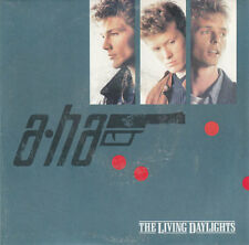 "a-ha 7"" The Living Daylights - France (VG+/EX)"