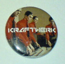 Kraftwerk (Man Machine) 25mm Pin Badge K 3