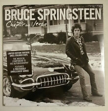 Bruce Springsteen Chapter And Verse 2-LP UK 2016 edición limitada vinilo color