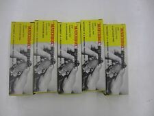 Lot of 5 Vintage Matchbox Motorway NO.6101 10 ACTIVATOR PINS Accessory Pack MIB