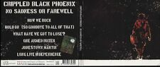 CD CRIPPLED BLACK PHOENIX NO SADNESS OR FAREWELL 2012 MASCOT RECORDS