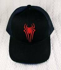 The Amazing Spider-Man Spiderman 2 MOVIE PROMO Trucker Hat Cap Comic Con Cosplay