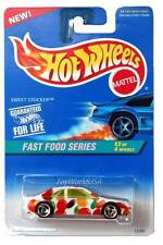 1996 Hot Wheels #418 Fast Food #3 Sweet Stocker Chevy Stocker