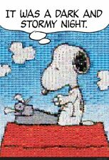 Beverly Jigsaw Puzzle 31-423 Mosaic Art Peanuts Snoopy (1000 Pieces)