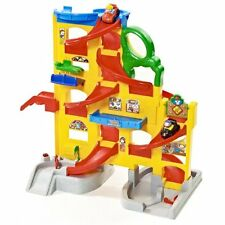 Fisher Price Little People WHEELIES STAND 'N PLAY RAMPWAY NEW!!