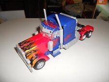 HAsbro Transformers ROTF Leader Class Battle Blade Optimus Prime, complete