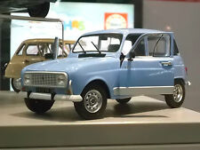 "RENAULT 4 GTL "" Clan "" Sondermodell 1992 light blue blau NEU NEW Solido 1:18"