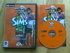 Les sims 2 open for business expansion pack pc cd rom