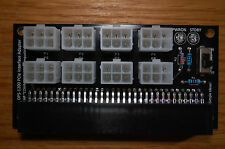 DPS-1200FB PCIe Adapter board: RC, HAM Radio, 12V Bench Supply, Antminer