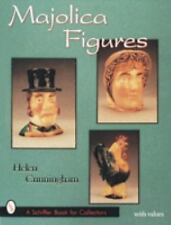 Majolica Figures (Schiffer Book for Collectors)-ExLibrary