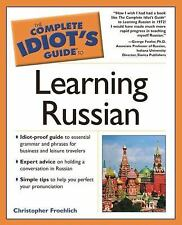 The Complete Idiot's Guide: Complet Idiots Guide to Learning Russian by Christo…