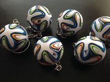 FIFA World Cup Brazil mini soccer ball keychain football.! (only 1 keychain)