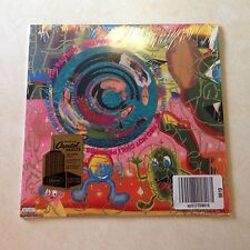 Red Hot Chili Peppers The Uplift Mofo Party Plan vinyl LP EMI America US 2009