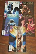 Wolverine: Origins & Endings #36 thru #40, (2006, Marvel Knights) Free Shipping!