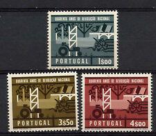 Portugal 1966 SG#1289-1291 National Revolution MNH Set #A69737