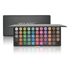 Miss Rose Pro 55 Colors Eyeshadow Palette Matte Shimmer Naked Eye Shadow Women
