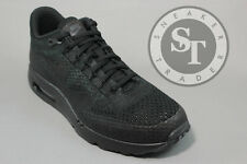 NIKE AIR MAX 1 ONE ULTRA FLYKNIT 856958-001 BLACK ANTHRACITE DS SIZE: 8.5