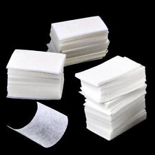 1000pcs Lint Free Acrylic UV Gel Tips Cotton Nail Polish Remover Cleaner Wipes