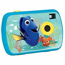 FINDING NEMO DORY 1.3MP DIGITAL CAMERA KIDS OFFICIAL NEW FREE P+P