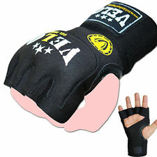 VELO Gel Hand Wraps MMA Gloves Grappling Boxing Mexican Punch Bag Muay Thai