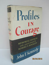 Profiles in Courage by John F. Kennedy, Memorial Edition