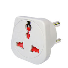 MX 4 Pcs Of Conversion Plug Surge Protector Universal Socket- MX 2765