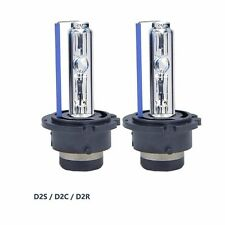 Pair New HID Xenon Bulbs D2S-4300K D2R Replace Osram or Philips Headlight Bulbs